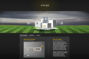 Inno2 website by spindosis