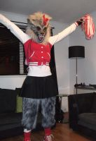 CHEERWOLF costume3 by THESELFCENTRE