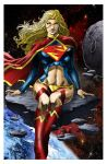 Supergirl Colors by MARCIOABREU7