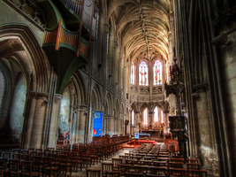 Eglise Saint Pierre de Caen by BluePalmTree
