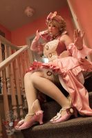 Sakizou - Pink House by Eli-Cosplay