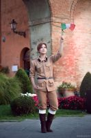 Hetalia - South Italy by Reika Arikawa II by EduardLuzhetskiy