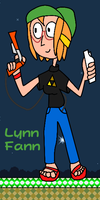 Lynn Fann - Mother of the Fangirl by PantaroParatroopa