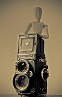 The Camera man by Yousry-Aref