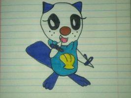Osha the Oshawott by Bella5078
