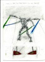 Gen. grievous by cheastnut