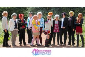 Brothers conflict~ by xXPhoenixfeatherXx