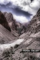 Hunza Valley by Qureshi-Designerz