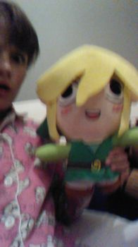 link plushie by Chocolate-mudpie