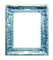 Blue Frame by sophia-T