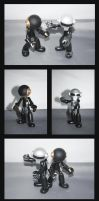 Daft Punk by electroginge