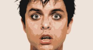 Billie Joe Armstrong by KleptoCorpse