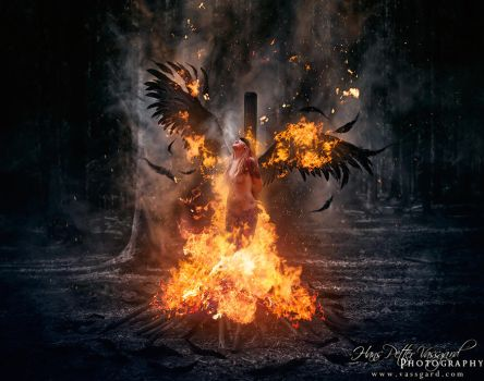 Pyre of Gods by Taragon