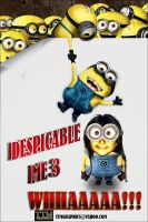 Despicable Me 3 by tmarried