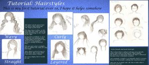 Request: Tutorial Hairstyle by SakkeMiine