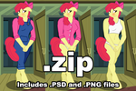 Apple Bloom: All Versions! by FlyingBrickAnimation