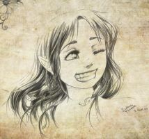 The smile by Nalys