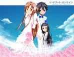 .: SAO : Lovely Family :. by Sincity2100
