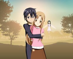 .: SAO : Taking a Photo together :. by Sincity2100