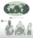 8-bit dAgital world by kaztah