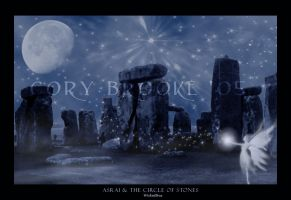 Asrai and the Circle of Stones by WickedNox