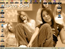 Boa Wallpaper by Anime-Master