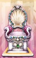 Aphrodite's Throne of Passion by lordaphaius28