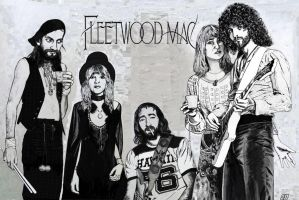 Fleetwood Mac by Triple5Sellout
