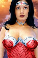 The New 52: Wonder Woman by DaswookofHeromorph