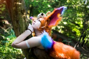 Gnar Cosplay - Rest by Kai-Goddess