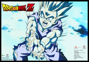 Gohan fase 2 by Krizeii