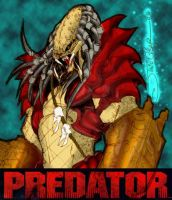 PREDATOR by vandalocomics