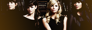 Pretty Little Liars by sourissou