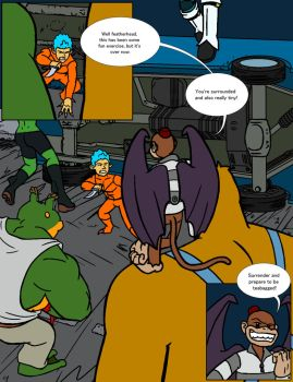 Tobias and Diago Adventure pg9 by Bug-Off