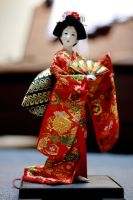 my geisha doll by fantanicity