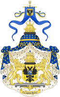 CoA of the Tsardom of Kiev by TiltschMaster