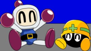 Bomberman and Met by TheWax