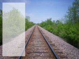 Railroad Template by sd-stock