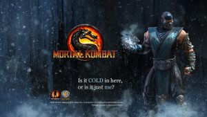 MK Sub-Zero Wallpaper by Poser96