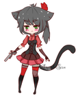 Victorian Kemonomimi adoptable closed by AS-Adoptables
