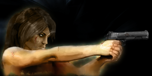 Tomb Raider Reborn contest entry 2 by TomCadogan