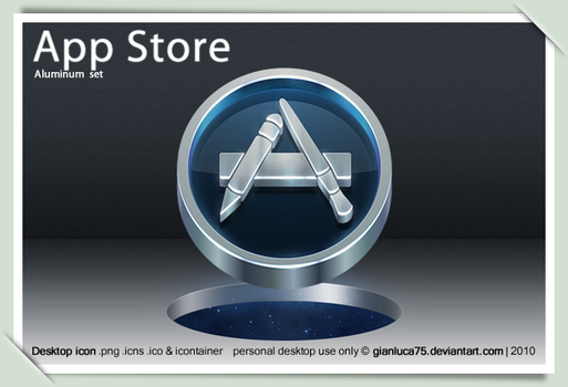 Mac App Store icon by GianlucaDivisi