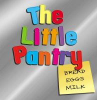 The Little Pantry logo and title by DustinEvans