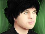 Billie Joe Armstrong by BabyPandaPaws