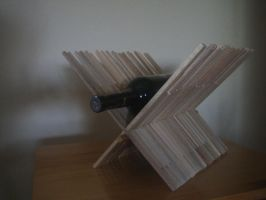 Wine Holder by oskemen