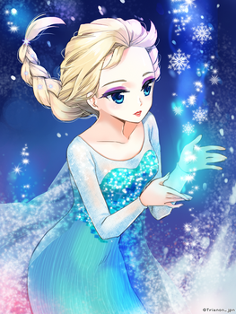 Elsa by Trianon-dfc