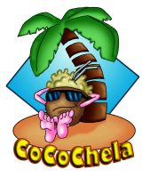 COCOCHELA Logo by VAXION