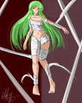 Code Geass: C.C. by PeterPrime