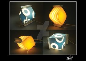 Lamps1 by Secerov