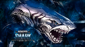 Monster Shark by Shogun-SHG